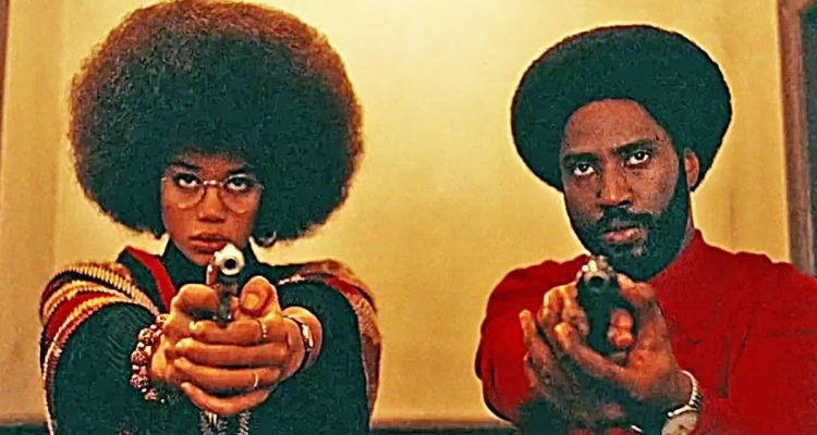 Fighting the Right in Spike Lee's 'BlacKkKlansman'