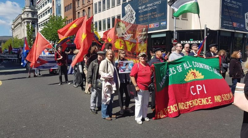 Ireland Without Unions is an Ireland Without Revolution