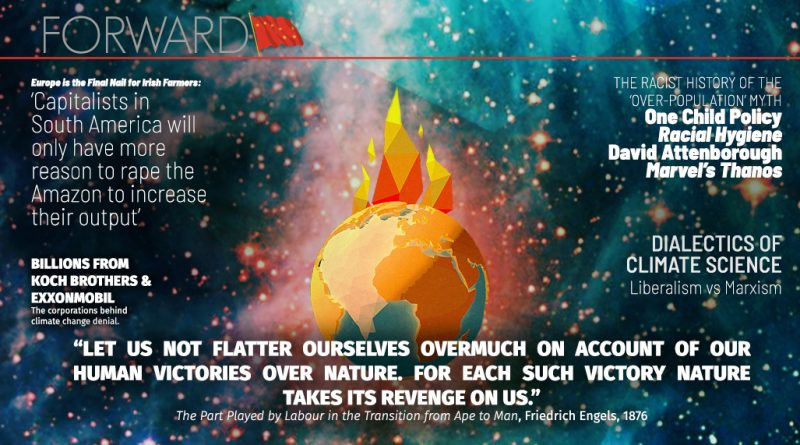 Capitalist Climate Crisis – Forward #29